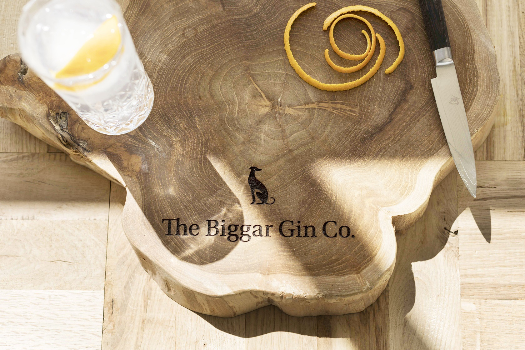 Biggar Gin and Tonic